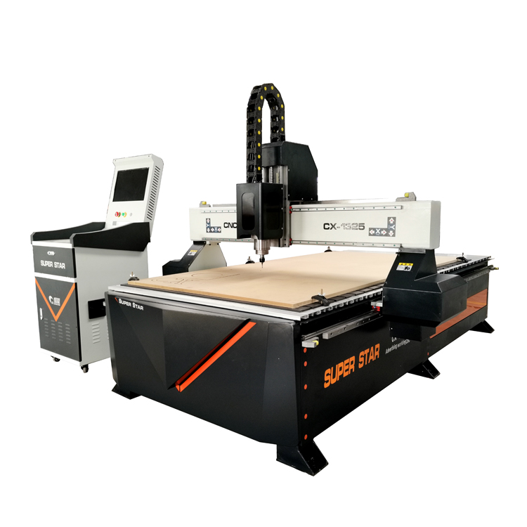 Superstar CX-1325 Advertising Wood Carving Router Machine