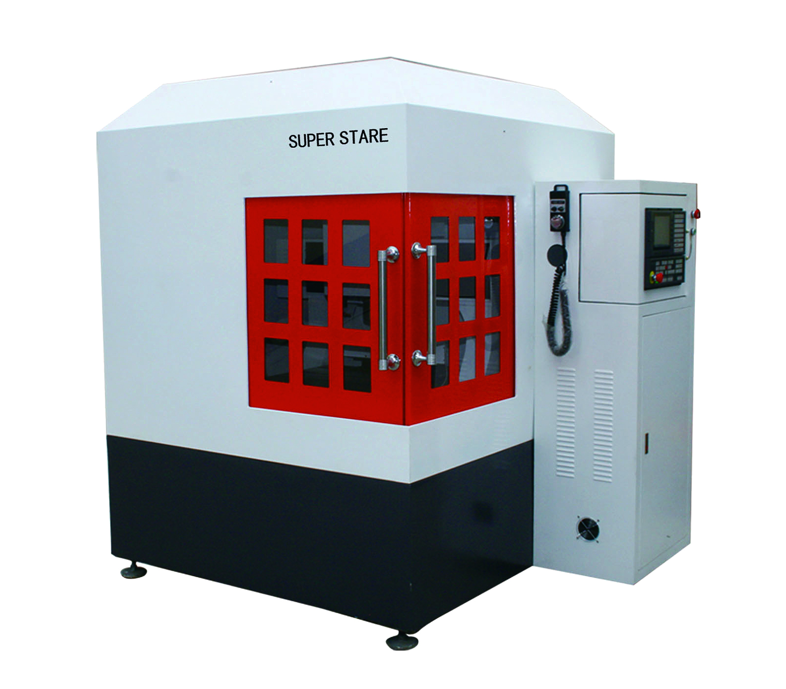 Superstar CNC CX-6060 Metal CNC Mold Machine