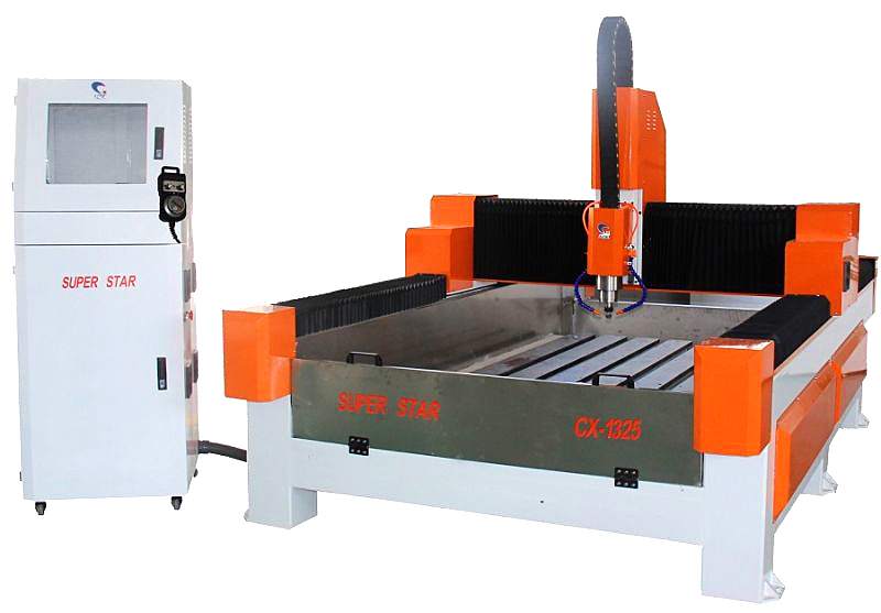 1325 STONE CARVING CUTTING MACHINE-Superstar CX