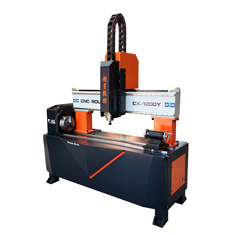 Superstar CNC CX - 1200Y woodworking single head cylinder machine